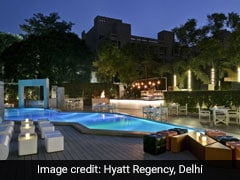Poolside Winter Brunch At Hyatt Regency Delhi Promises Good Food And Fun