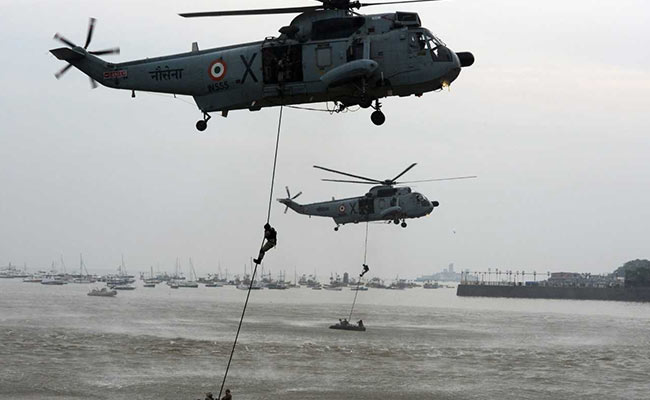 On Navy Day, PM Modi, Other Leaders Salute 'Guardians Of The Sea'