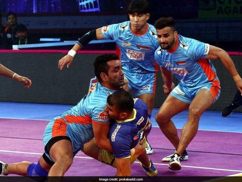 Pro Kabaddi League: Jaipur Pink Panthers Beat Puneri Paltan, Bengal Warriors Thrash Tamil Thalaivas