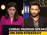 "Video : ""Ram Mandir Only BJP's Agenda, Not NDA's"": Chirag Paswan To NDTV"