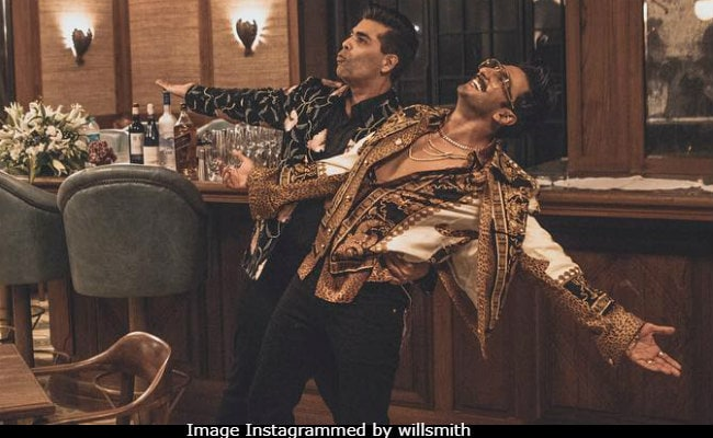 Simmba's Ranveer Singh Totally Owned Karan Johar's 'Toodles' Video