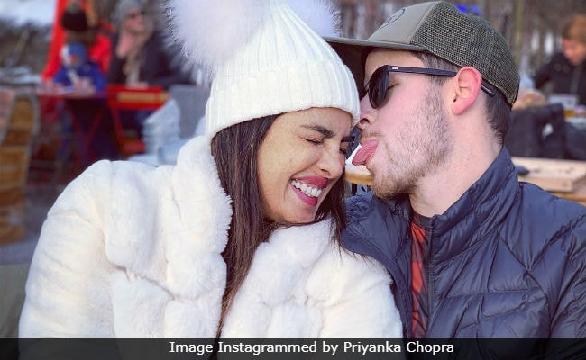 Inside Priyanka Chopra and Nick Jonas' Dreamy Swiss Vacation. See Pics