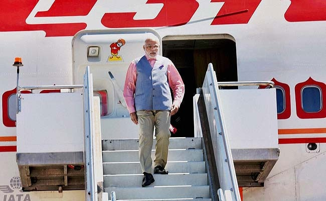 Rs 2,021 Crore Spent On PM Modi's Foreign Travel Since 2014: Centre