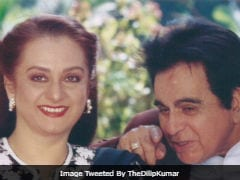 'Blessed To Be With Dilip Kumar, Treasure Every Moment': Wife Saira Banu On His 96th Birthday