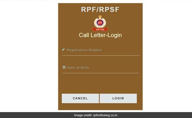 RPF Admit Card 2018: जारी हुआ एडमिट कार्ड, Direct Link से करें Download