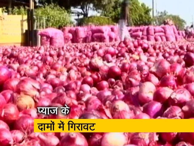 Videos : पैदा करने वाले किसानों का ही क्यों 'आंसू' बहा रही प्याज ?