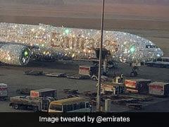 Diamond से जड़े एयरप्लेन की तस्वीरें हो रही हैं वायरल, जानें क्या है सच्चाई