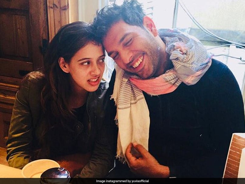 "Yuvraj Singh Reveals How He ""Made It To 2 Years"" With Wife Hazel Keech"