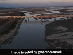 India's Longest Railroad Bridge Can Bear Weight Of Fighter Jets, Tanks
