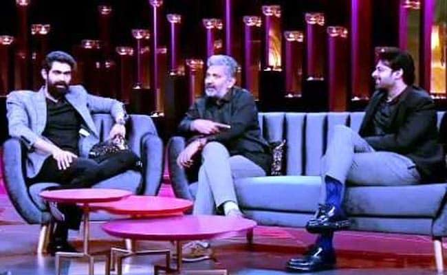 Koffee With Karan 6: इस वजह से नहीं हो सकती बाहुबली प्रभास की शादी, राजामौलि ने किया खुलासा- देखें Video