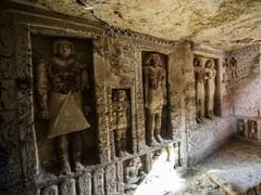 Egypt Unearths 4,400-Year-Old Tomb Of Top Ancient Priest