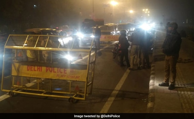 More Than 500 Charged For Drink Driving On New Year's Eve In Delhi