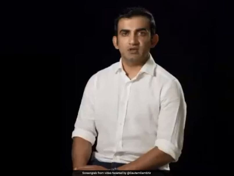Gautam Gambhir Wants To Be A Cricketer In Next Life Too, But With A Rider