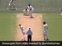 India Vs Australia: रोहित शर्मा ने टेस्ट में दिखाया टी-20 अंदाज, आते ही बरसाए छक्के, देखें VIDEO