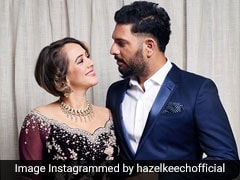 Yuvraj Singh, Hazel Keech, Ashish Nehra Get Together Ahead Of Christmas. See Picture