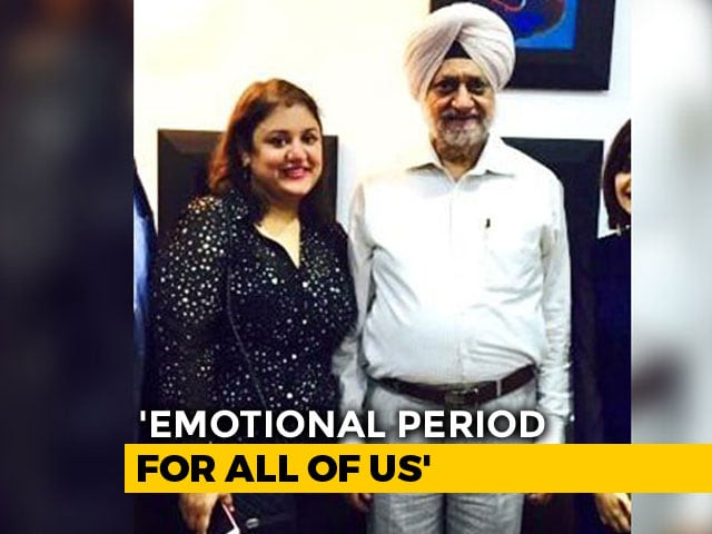 Video : Father-Daughter Duo In CBI's All-Sikh Team That Fought Sajjan Kumar Case