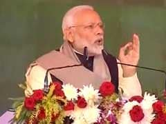 PM Modi Attacks Congress At Gandhi Family Turf Raebareli: 10 Points