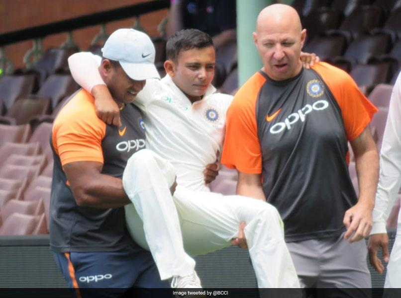 India vs Australia: Prithvi Shaw Likely To Return For 3rd Test, Says Ravi Shastri