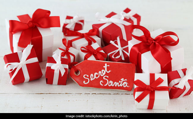 5 Gifts To Get If You're Playing Secret Santa