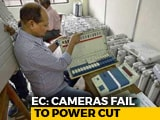Video : Election Body Admits Cameras Failed For Over An Hour At EVM Strongroom
