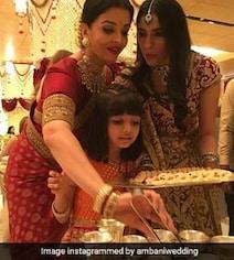 Abhishek Bachchan Reveals Why Stars Served Food At Isha Ambani's Wedding