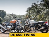 Video : Royal Enfield 650 Twins India Ride Review