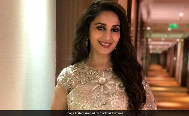 Madhuri Dixit In BJP's Shortlist To Contest From Pune In 2019: Report