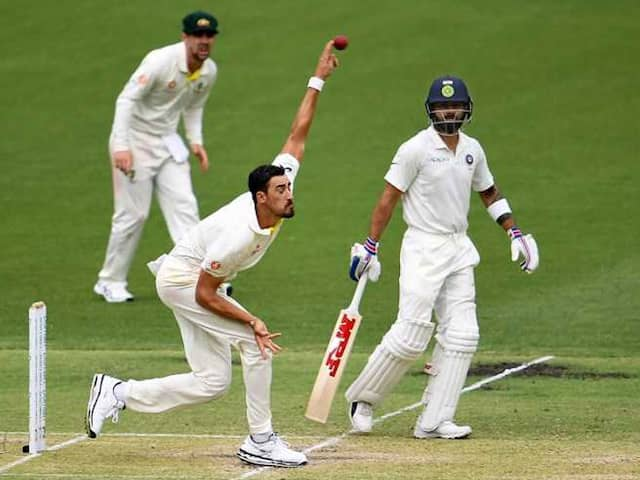 Virat Kohli A Fantastic Captain, Says Mitchell Starc