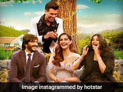 <I>Koffee With Karan</I>: Sonam, Rhea And Harshvardhan On Dad Anil Kapoor's 'Eccentric' Quotient