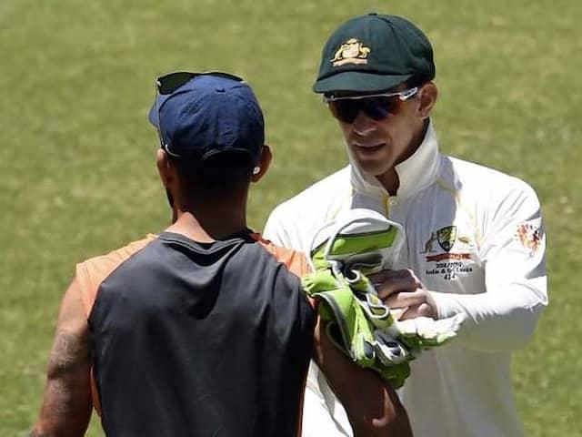 Virat Kohli, Tim Paine Showdown About Humor And Theatrics, Feels Australian Coach