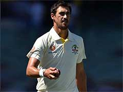 """""""He's Getting Close To His Best Again"""": Tim Paine Backs Mitchell Starc Ahead Of 2nd Test"""