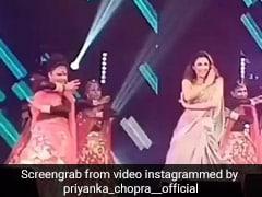 Priyanka Nick Wedding: प्रियंका चोपड़ा की बहन परिणीति ने 'देसी गर्ल' गाने पर यूं लगाए ठुमके, देखें Video