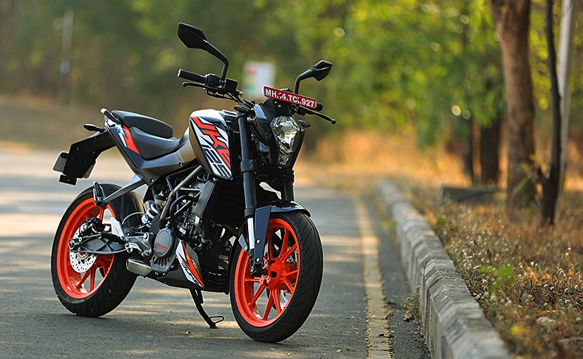 KTM 125 Duke Price Hiked By ₹ 5000