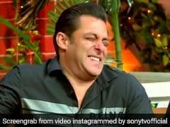 'द कपिल शर्मा शो' में खूब ठहाके लगाकर हंसे सलमान खान-रणवीर सिंह, Video हो रहा वायरल