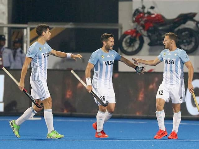 Hockey World Cup: Argentina Beat New Zealand, Spain Hold France To 1-1 Draw