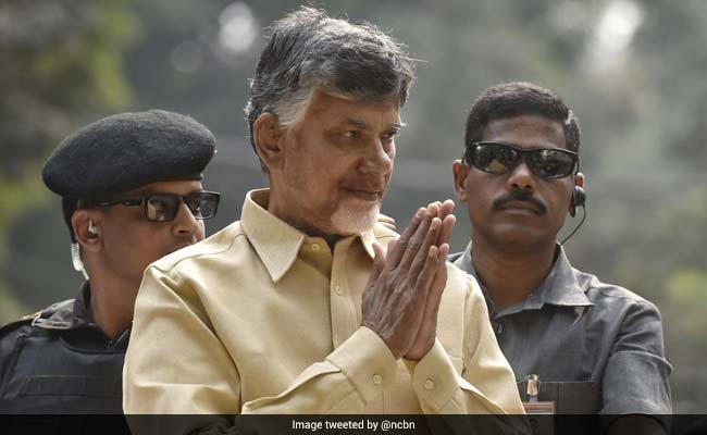 'Can't Announce Candidate Today': Chandrababu Naidu On Rahul Gandhi As PM