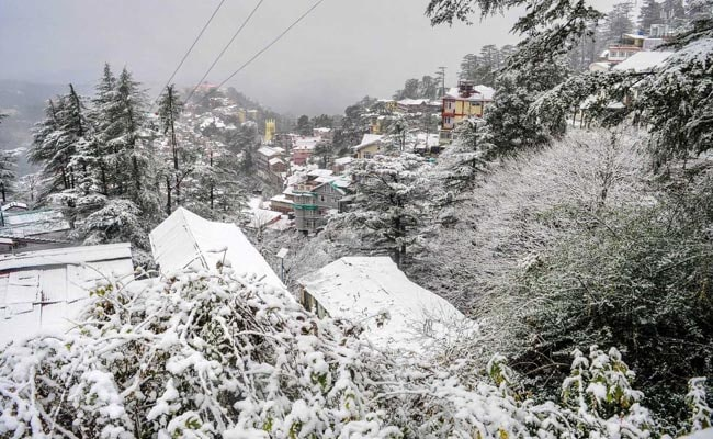 At -15 Degree Celsius, Keylong Coldest In Himachal Pradesh