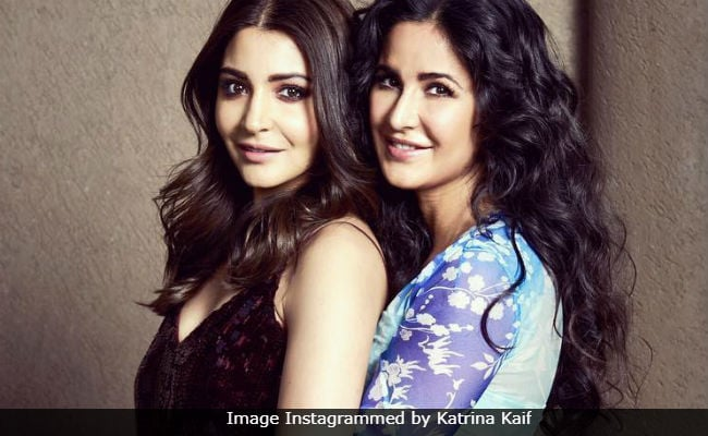 Hey Katrina Kaif And Anushka Sharma, The Internet Wants You To 'Please Be Best Friends'