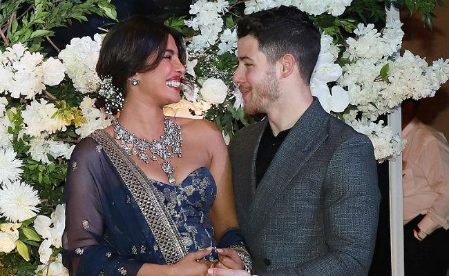Inside Nick Jonas and Priyanka Chopra's Wedding Reception