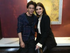 Ahead Of <i>Zero</i>'s Release, Anushka Sharma Writes A Note For Shah Rukh Khan. His Reply Is Equally Sweet