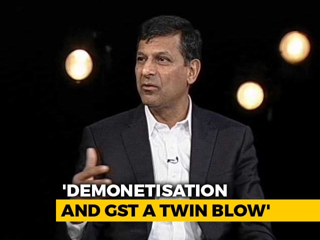 Video : GST Good In Long Run, But Teething Problems: Raghuram Rajan To NDTV