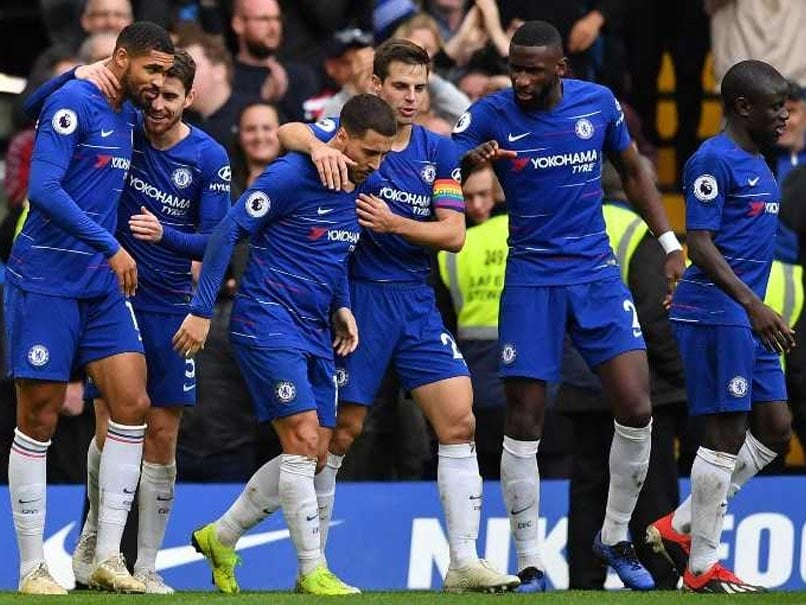 Premier League: Chelsea Return To Winning Ways Against Fulham