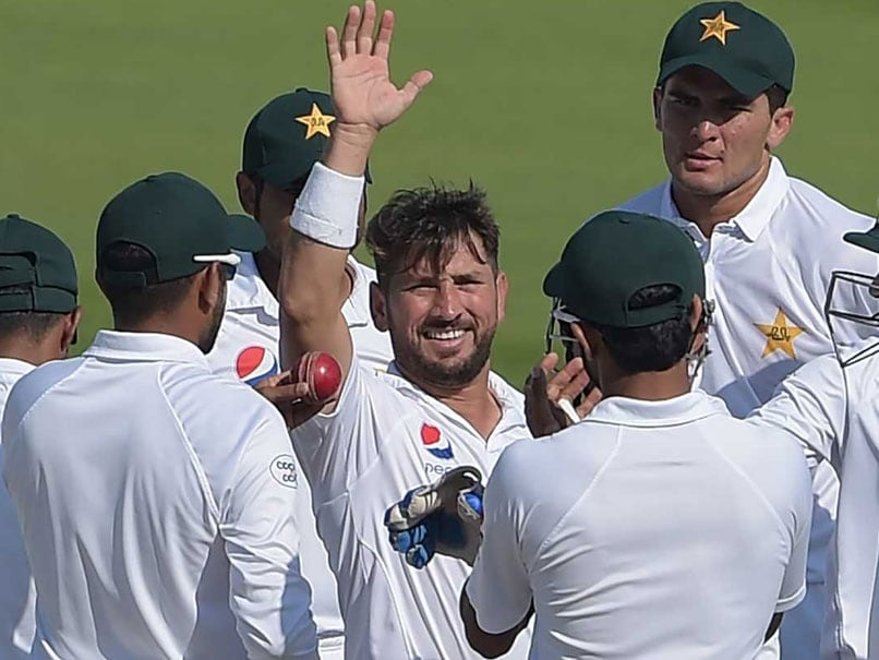 Yasir Shah Breaks 82-Year Record, Becomes Fastest To Take 200 Test Wickets