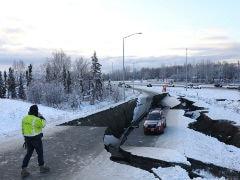 Alaska Hit By 7.0-Magnitude Earthquake