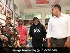अमिताभ बच्चन ने नागपुर में शुरू की  'झुंड' की शूटिंग, 'सैराट' फेम नागराज मंजुले ने संभाला डायरेक्शन का जिम्मा