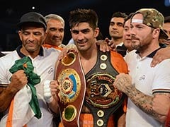 Vijender Singh Eyes World Title Fight Against Canelo Alvarez At Madison Square Garden