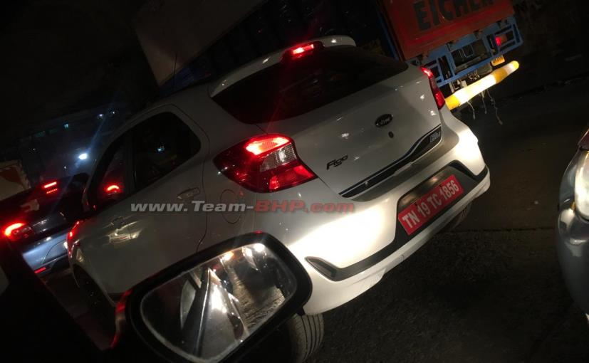 Visually, the Ford Figo facelift will share its styling bits with the already on sale Aspire facelift