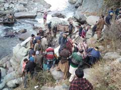11 Killed After Bus Falls Into Gorge In Jammu And Kashmir