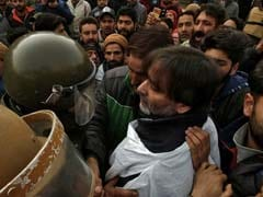 Separatist Leader Yasin Malik Booked Under Public Safety Act