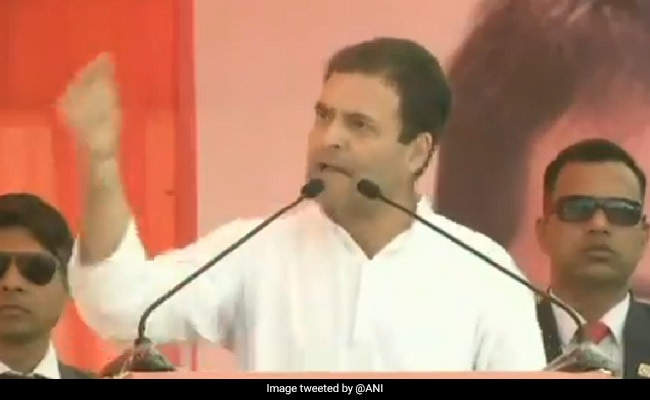'To Prove He Is Superior, He Can Demean...': Rahul Gandhi's Attack At PM